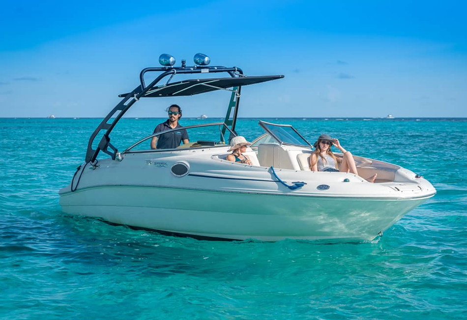 24 ft Sea Ray Sundeck 2