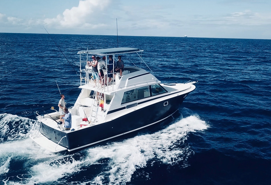 38 ft Bertram - Yknot