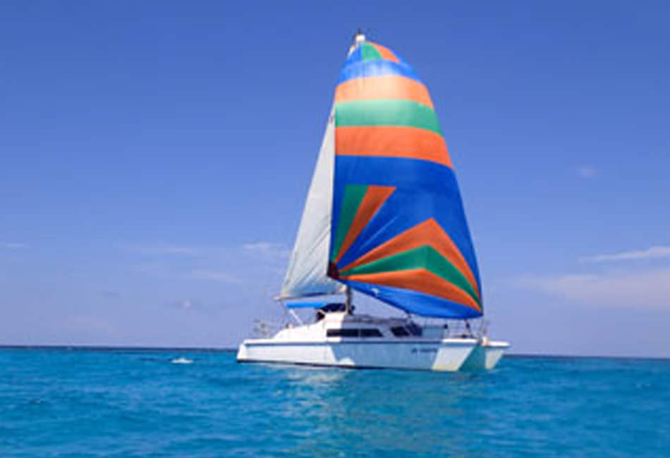 38 ft Sailing Catamaran