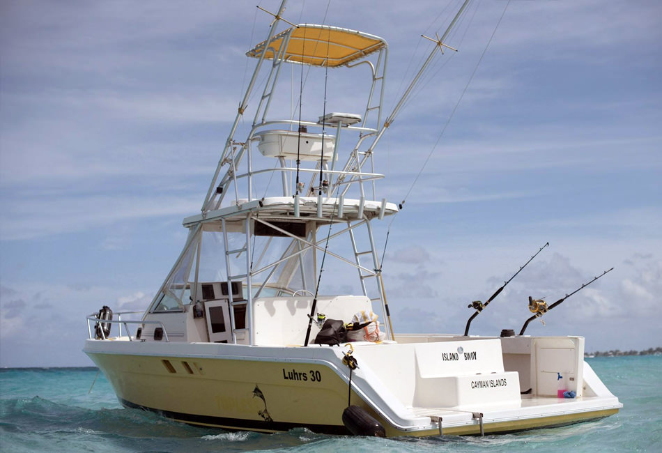 30ft Luhrs Express