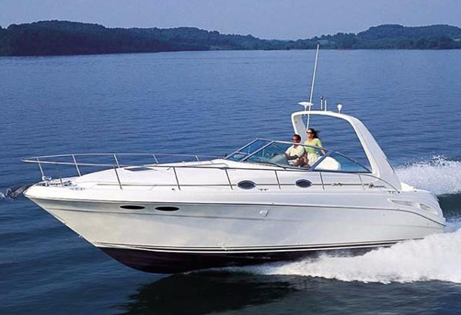 34ft Sea Ray Sundancer