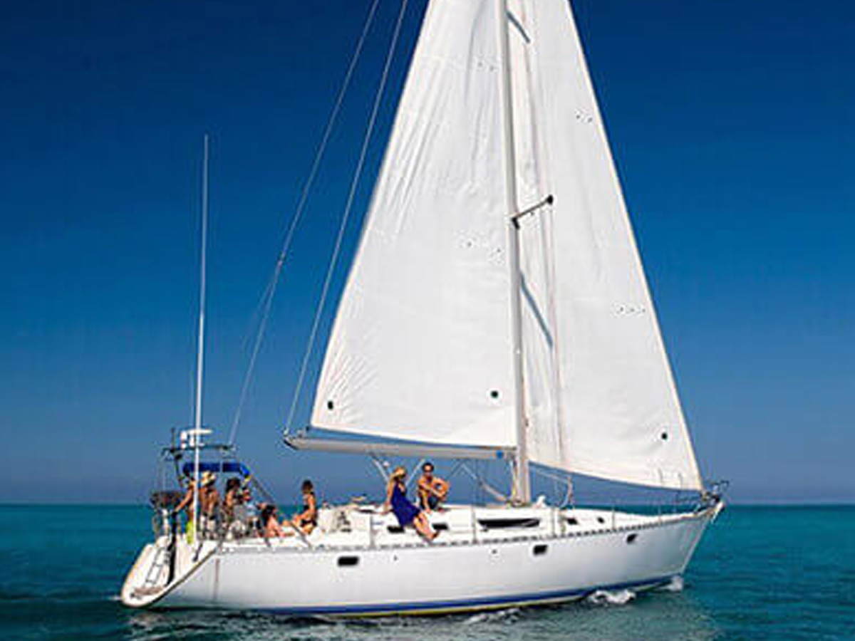 47ft Beneteau Sailboat