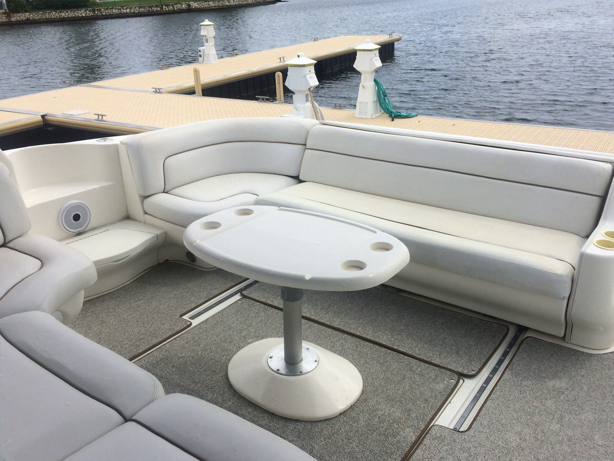 Searay 460 Luxury charter