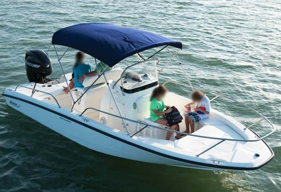 18ft Boston Whaler
