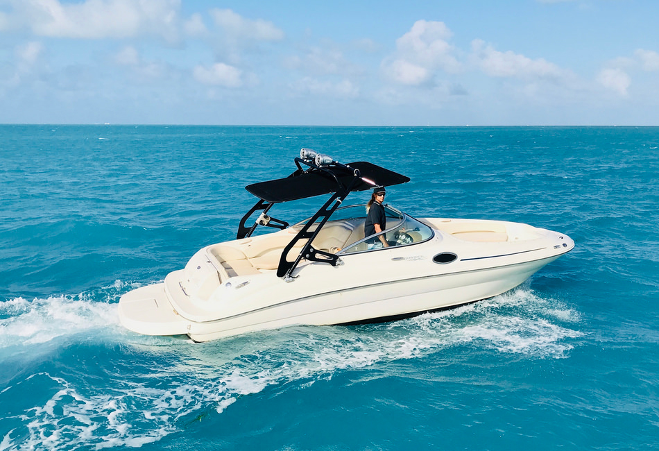24 Ft Sea Ray Sundeck 2 - Cayman – compare prices of most